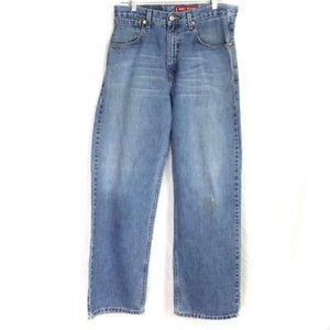 Levi's 579 34x32 Baggy Fit Straight Leg Jeans VTG